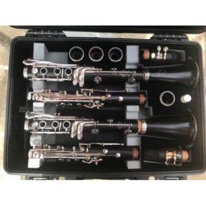 HumidiPro A Bb Double Clarinet