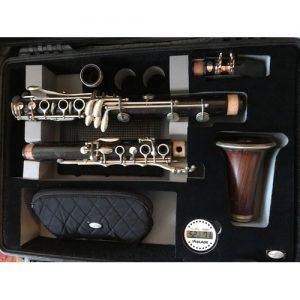 Full Boehm System Clarinet Case